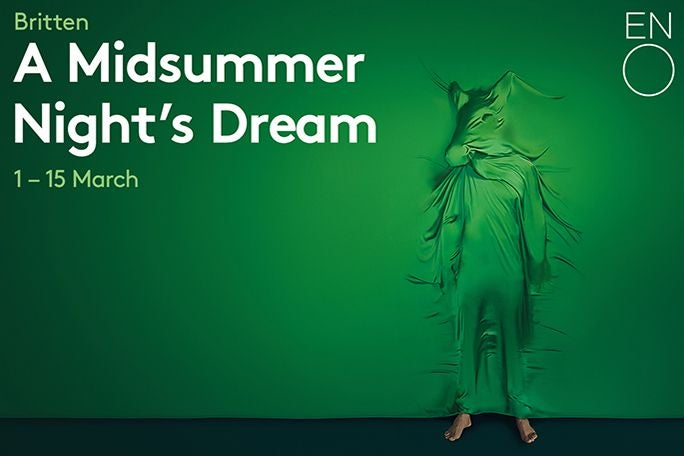 A Midsummer Night's Dream - ENO Tickets