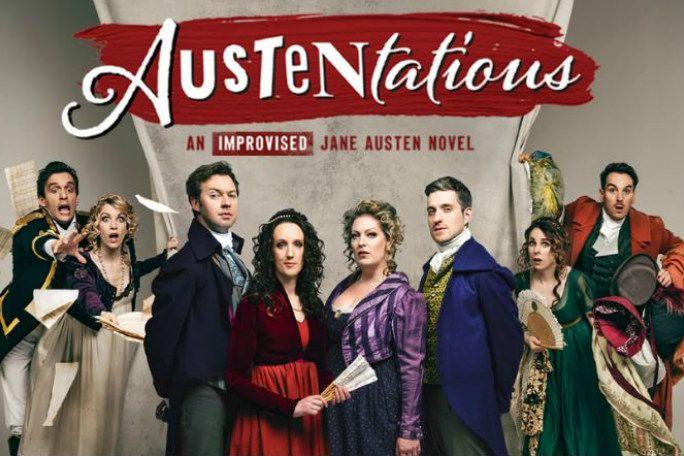 Austentatious: An Improvised Jane Austen Novel Tickets