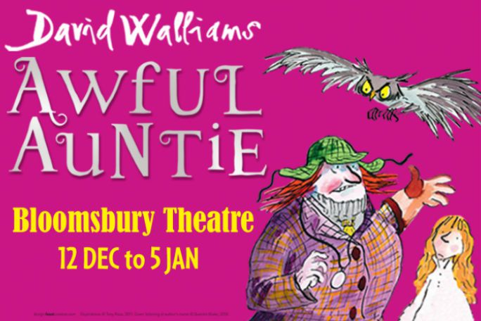 Awful Auntie Tickets