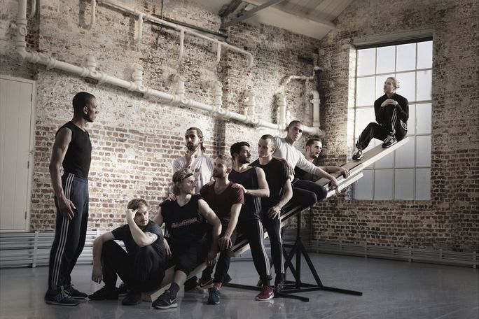 BalletBoyz - 14 days Tickets