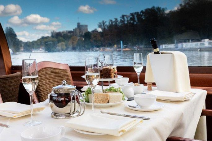 Windsor Bateaux Afternoon Tea Cruise Tickets