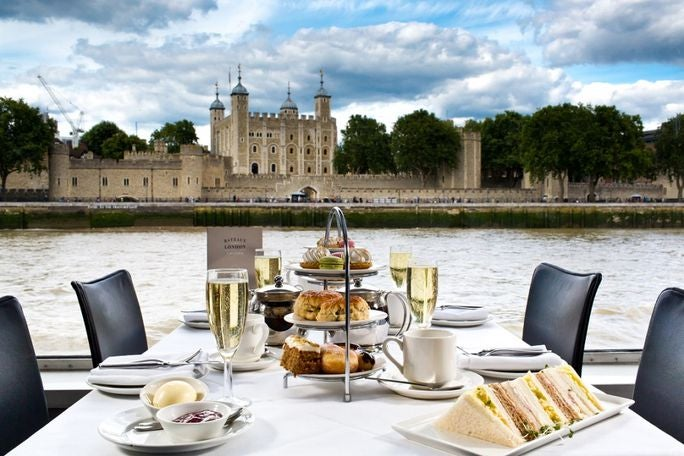 Premier Afternoon Tea Cruise with Bateaux Tickets