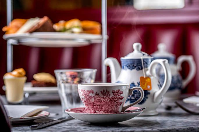 Afternoon Tea at Boulevard Brasserie Tickets