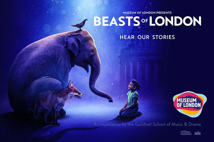 Beasts of London Tickets