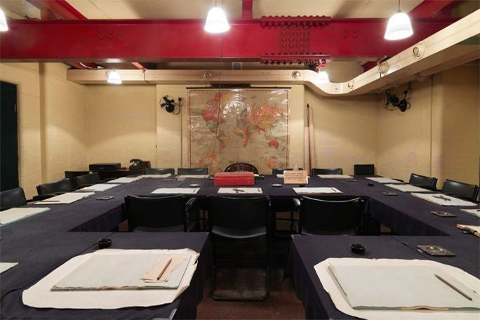 Churchill War Rooms Tickets