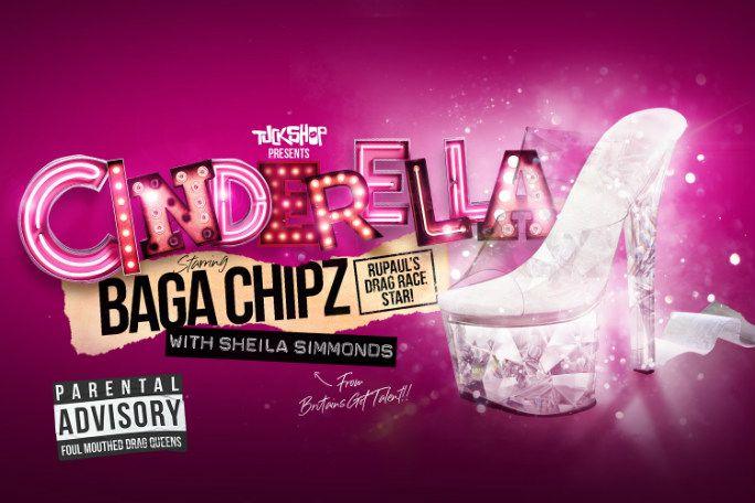 Cinderella - Trafalgar Studios Tickets