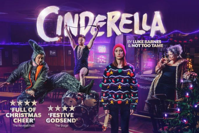 Cinderella (alternative pantomime) Tickets