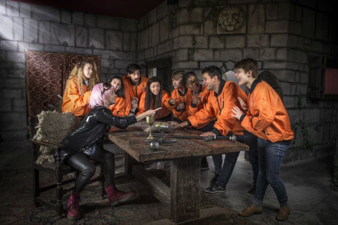 The Crystal Maze Live Experience - London Tickets