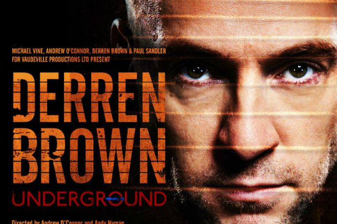 Derren Brown: Underground Tickets
