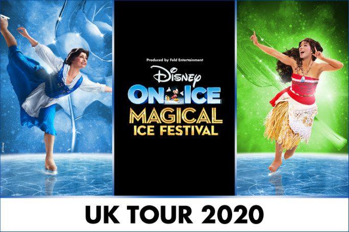 Disney on Ice presents Magical Ice Festival - Birmingham Tickets