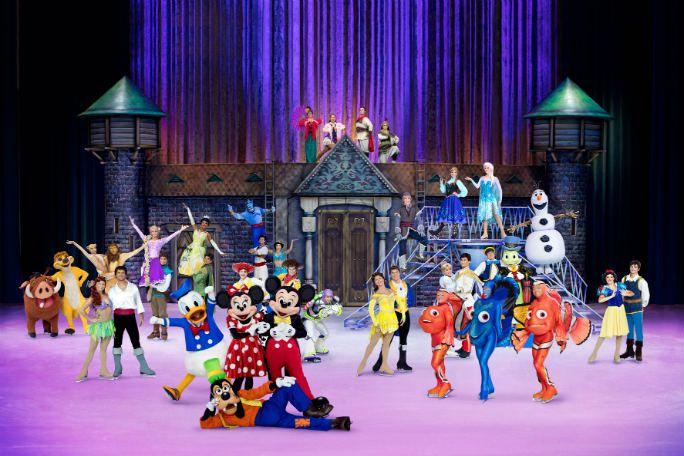 Disney On Ice celebrates 100 Years of Magic - Glasgow Tickets
