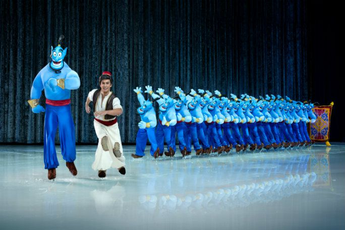 Disney On Ice celebrates 100 Years of Magic - Manchester Tickets