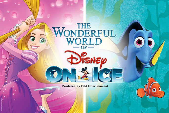 The Wonderful World of Disney on Ice - London Tickets