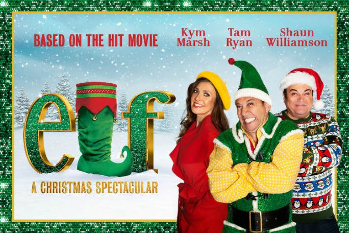 Elf - A Christmas Spectacular Tickets