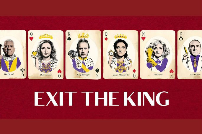 Exit the King Tickets