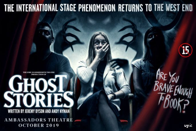 Ghost Stories Tickets