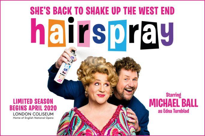 Hairspray Tickets