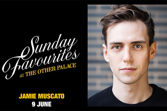 Sunday Favourites - Jamie Muscato Tickets