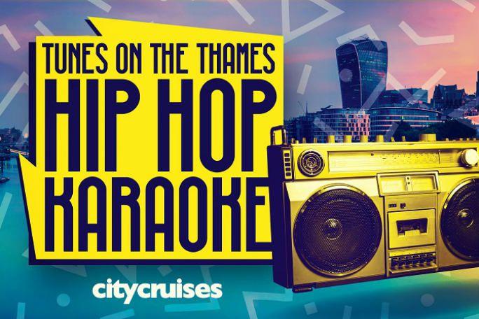 Tunes on the Thames - Hip Hop Karaoke Tickets