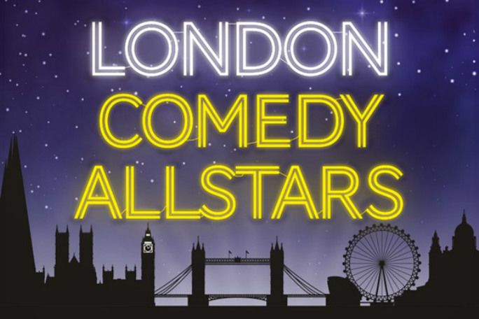 London Comedy Allstars - The Spiegeltent Tickets