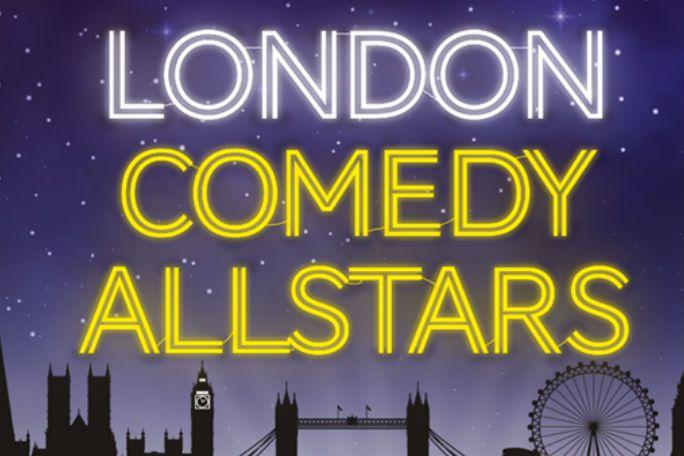 London Comedy Allstars Tickets