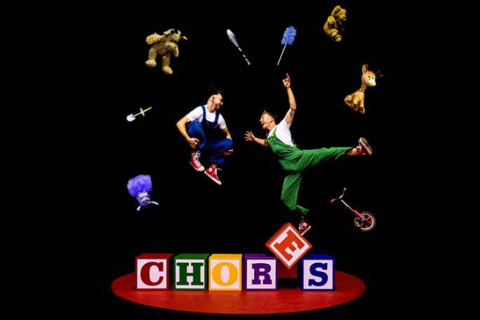 Chores Tickets
