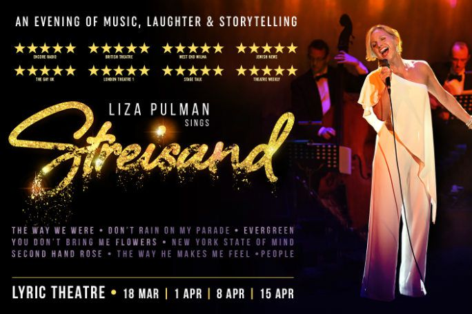 Liza Pulman Sings Streisand Tickets
