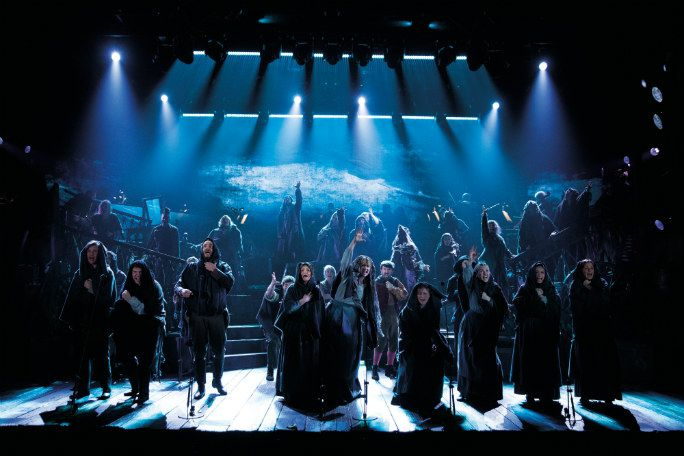 Les Miserables: The All-Star Staged Concert Tickets