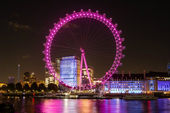 The lastminute.com London Eye Champagne Experience (Same Day) Tickets