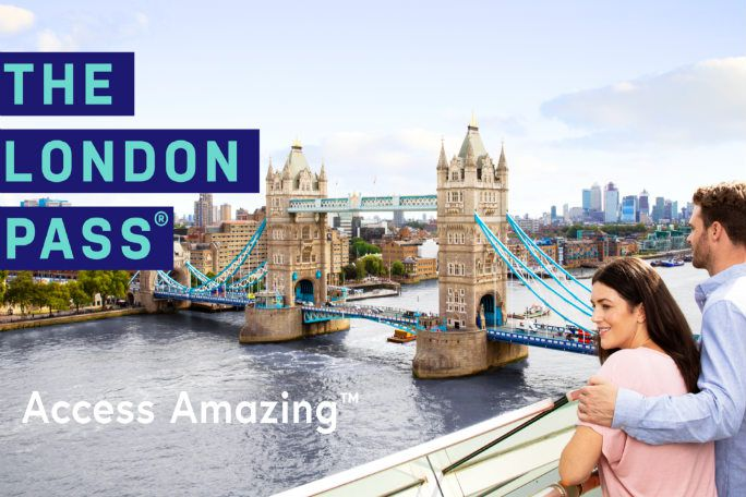 London Pass with Travel Card - 2 Day Tickets