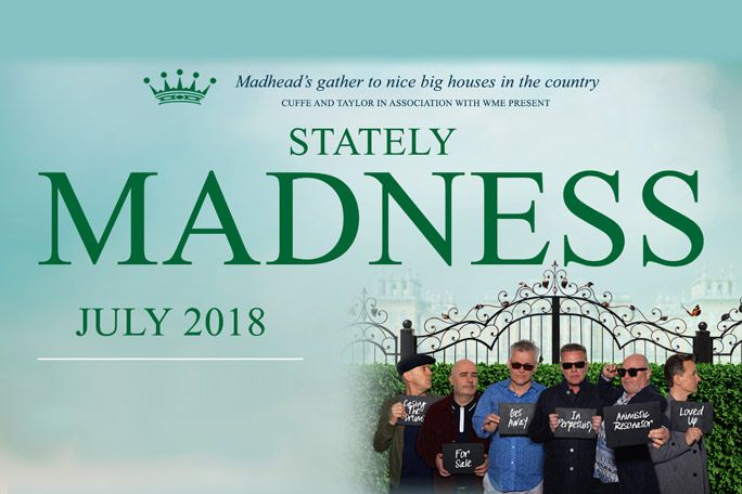 Madness Tour: Stratford Upon Avon Tickets