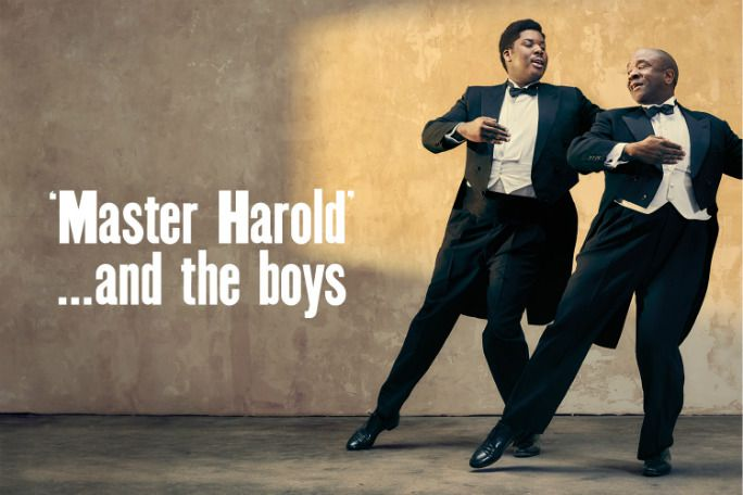 'Master Harold'... and the boys Tickets