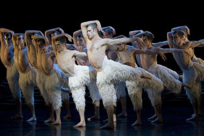 Matthew Bourne's Swan Lake Tickets