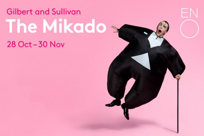The Mikado Tickets