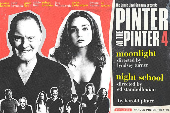 Pinter 4: Moonlight / Night School Tickets