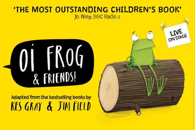 Oi Frog & Friends Tickets