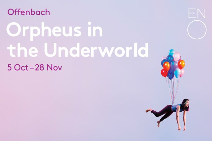 Orpheus in the Underworld Tickets