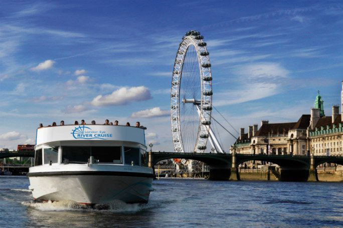 Coca-Cola London Eye River Cruise Priority Boarding Tickets