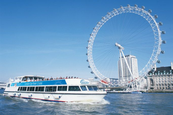 Coca-Cola London Eye River Cruise Experience Tickets
