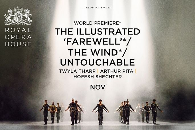 Mixed Ballet: Illustrated 'Farewell', The Wind and Untouchable Tickets