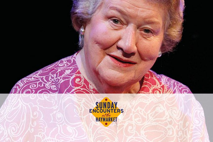 Sunday Encounters: Dame Patricia Routledge: Facing the Music - A Life in Musical Theatre Tickets