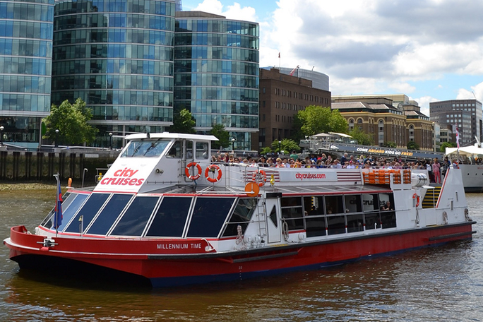 City Cruises - Red River Rover (72hr) Tickets