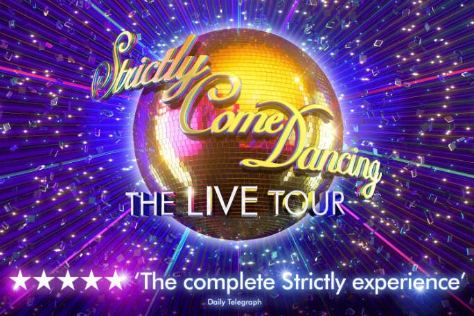 Strictly Come Dancing The Live Tour 2020 - The O2 Arena Tickets