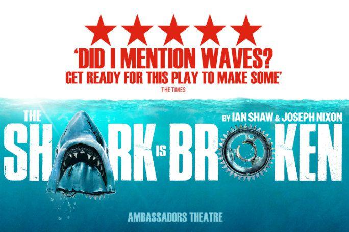 The Shark Is Broken Tickets