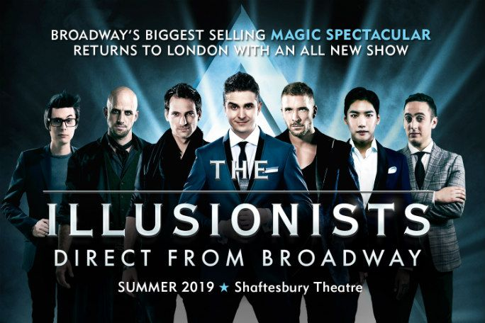 The Illusionists Tickets