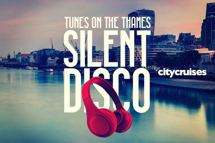 Tunes on the Thames - Silent Disco Tickets