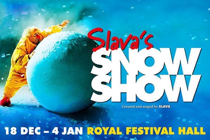 Slava's Snowshow Tickets