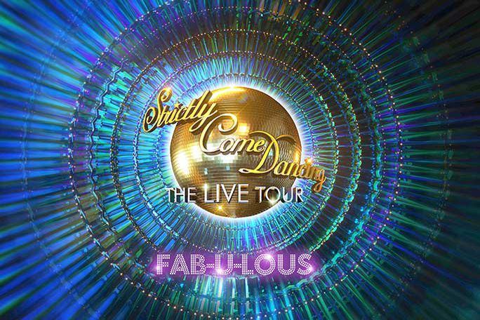Strictly Come Dancing The Live Tour 2018 - Glasgow Tickets