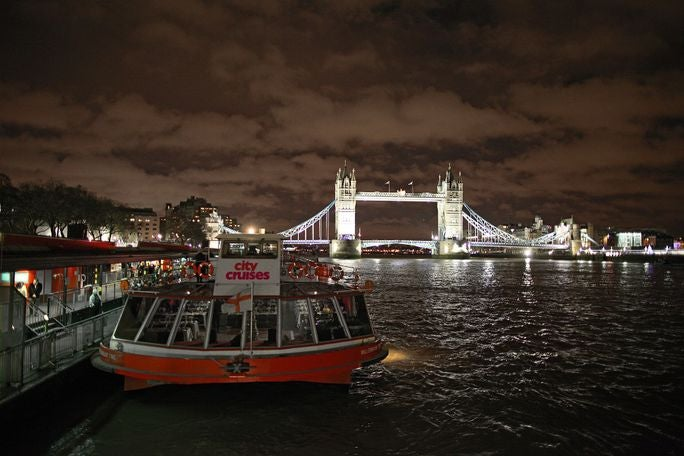 City Cruises - Sundowner Cruise Tickets