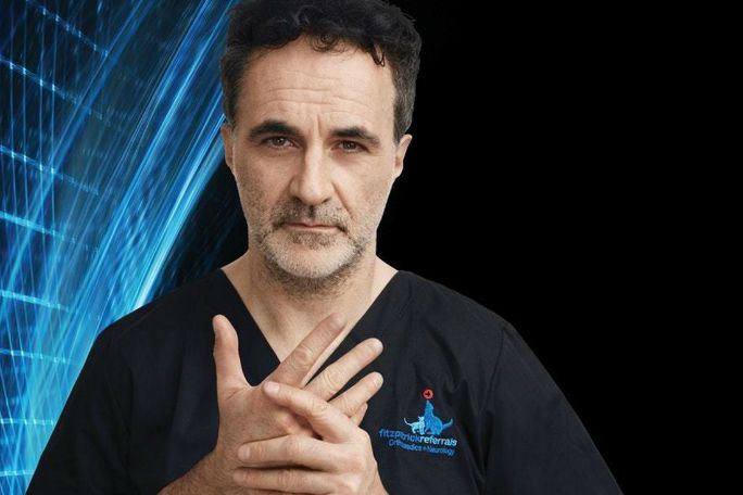 Noel Fitzpatrick is the Supervet: Brighton Tickets